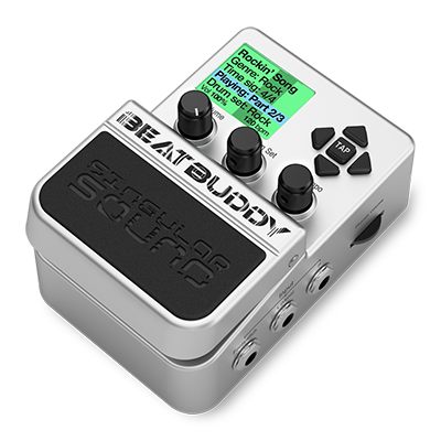 The BeatBuddy Pedal