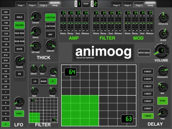 Animoog   Moog