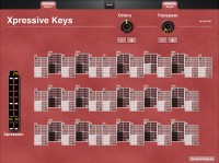 LAYOUT: Xpressive Keys: 1