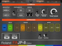LAYOUT: Roland FA Supernatural Synth (Jupiter-8 Workflow): 1