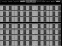 Chromatic key for audio tracks 1-7 (v0.4+)
