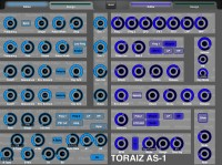 Layout TORAIZ AS-1: 1