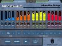LAYOUT: Albion One (Strings) by Spitfire Audio: 2