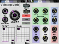 LAYOUT: Controller for EVERY ValhallaDSP Plug-in: 2