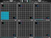 LAYOUT: Shruthi by Mutable Instruments (Synth, Mod Matrix, & Grids): 3