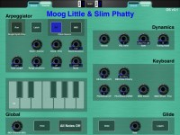 LAYOUT: Moog Little & Slim Phatty, OS v3.1: 2