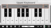 Upper Keyboard