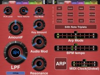 LAYOUT: Dave Smith Instruments (DSI) MoPho: 2