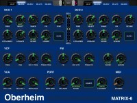 LAYOUT: OBERHEIM MATRIX 6: 1