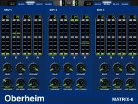LAYOUT: OBERHEIM MATRIX 6: 2