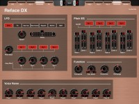 LAYOUT: Full Editor for Yamaha Reface DX: 3