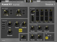 LAYOUT: Sound Programmer for Kawai K1: 2