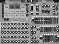 LAYOUT: editor for Yamaha TG500: 1