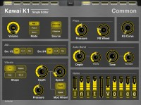 Sound Programmer for Kawai K1 for MDP2: 1