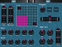 LAYOUT: Novation Bass Station Rack: 1
