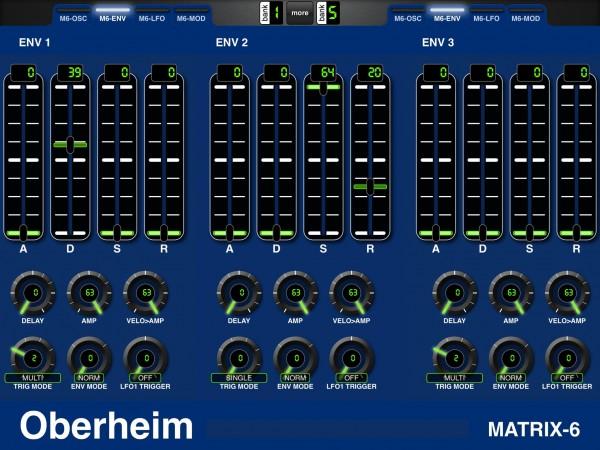 LAYOUT: OBERHEIM MATRIX 6 - MIDI Designer Q&A