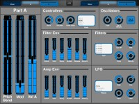 LAYOUT: Syntronik from IK Multimedia: 2